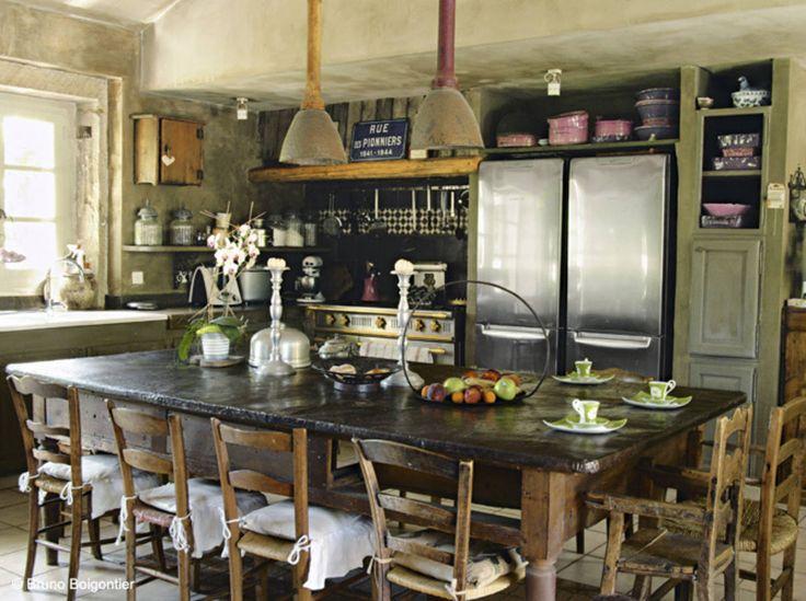 Les Meilleures Images Du Tableau Cuisine Sur Pinterest - Table renaissance espagnole pour idees de deco de cuisine