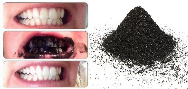 Good news! Today we are talking about safe charcoal teeth whitening method. Please, do not forget to rate and share this page.