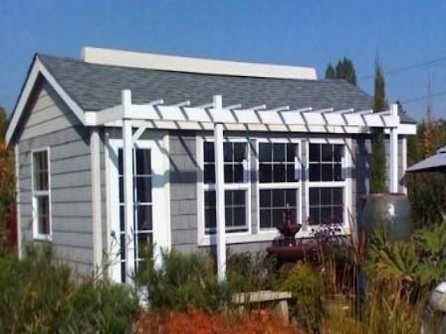 200 600 Sq Ft Pre Fab Guest House Cottages Delivered And