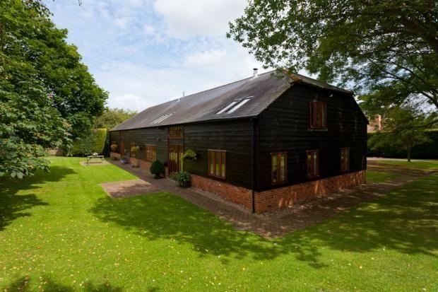 large barn conversion