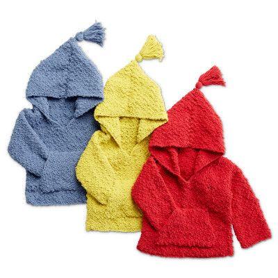 Free Easy Crochet Hoodie Pattern