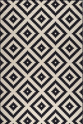 Tribal Rug - Amazon $143.81 | I spot this rug in so many amazing designer rooms. There is no better way to make a room look flawlessly put together!