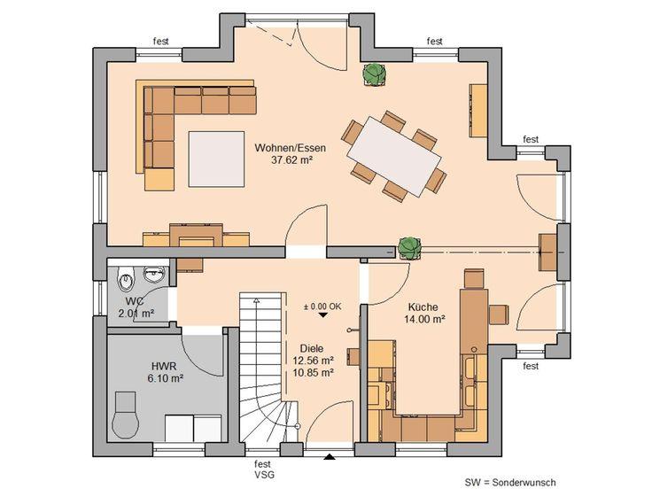 9 besten Hus2 Bilder auf Pinterest | Architektur, Einfamilienhaus ...