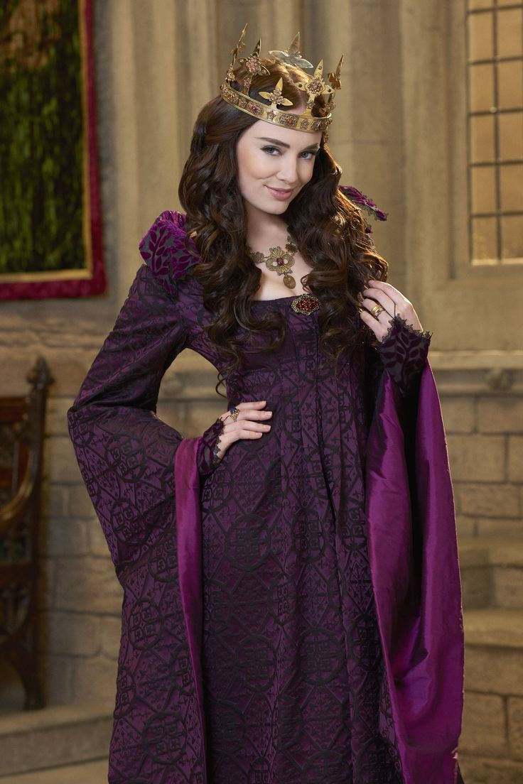 Mallory Jansen as Queen Madalena in #Galavant - Season 2