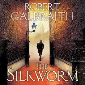 Another must-listen from my #AudibleApp: The Silkworm: Cormoran Strike, Book 2