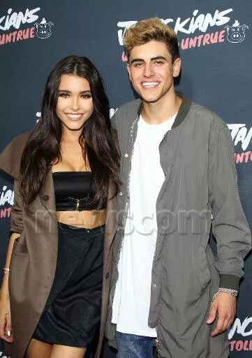 dating jack g would involve Jack and jack's jack gilinsky confirmed that he's dating madison beer while  walking the red carpet at the 2015 radio disney music awards.