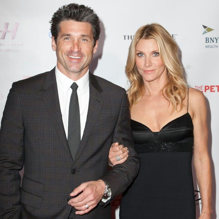 Pin for Later: Patrick Dempsey's Wife Files For Divorce After 15 Years of Marriage