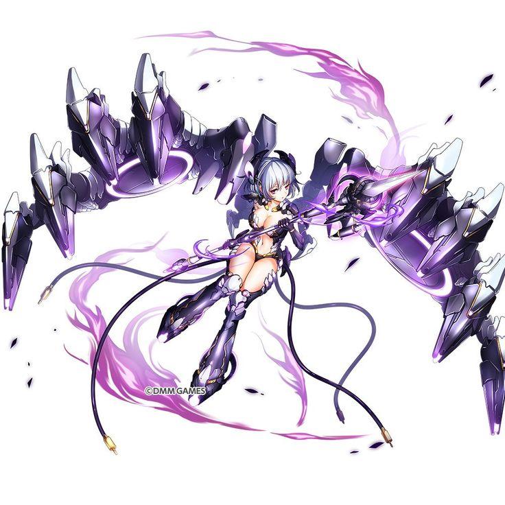 メディアツイート: 【DMM】神姫PROJECT(@kamihimeproject)さん | Twitter