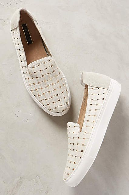 Rachel Zoe Burke Sneakers - anthropologie.com These are going on my must have list for Spring!