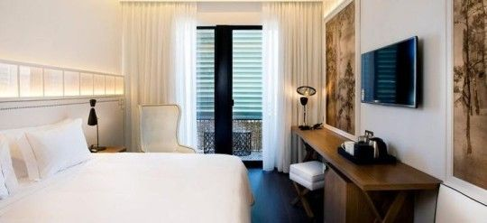 VISITE DÉCO : COTTON HOUSE #design #hotel #barcelone