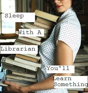 A stack of librarians
