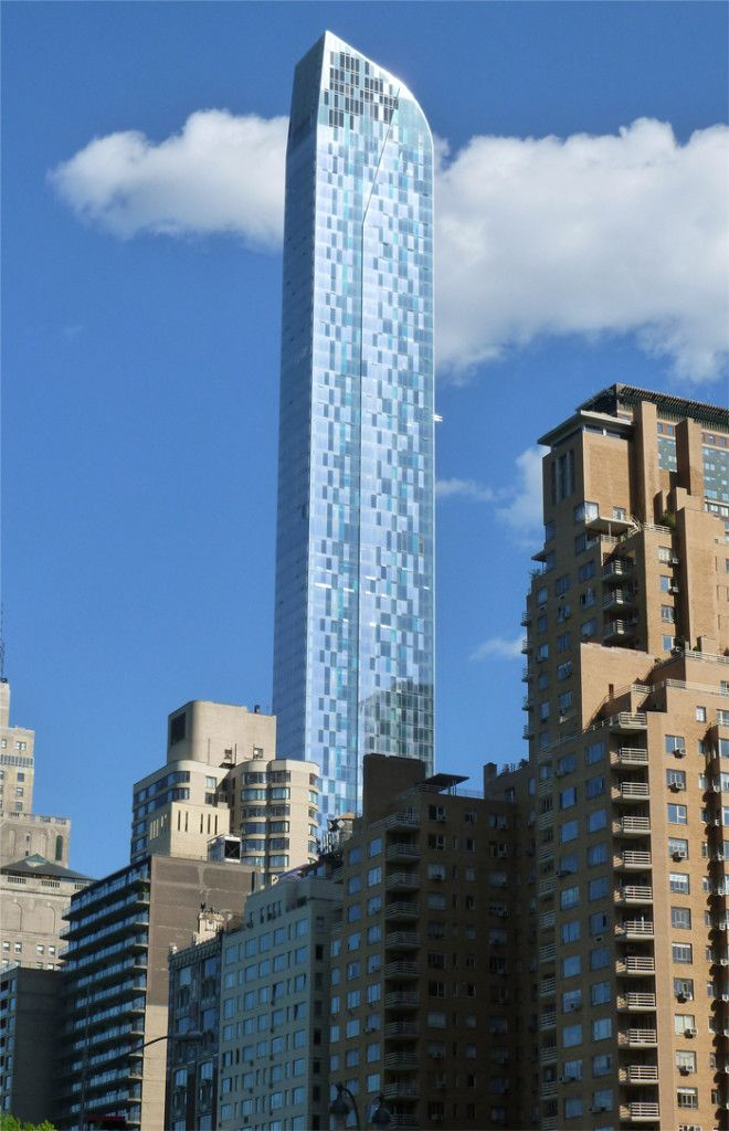 One57 Records Another Blockbuster Sale 85th Floor Pad Sells For 55 6 Million New York City Buildings New York Architecture One57