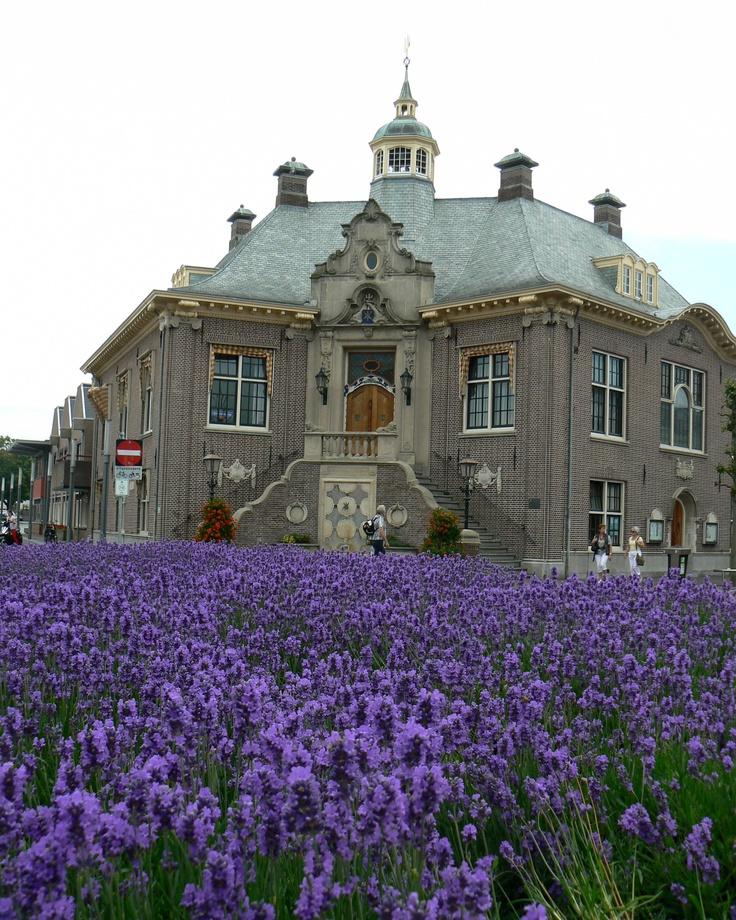 Gemeentehuis in Zandvoort Noord-Holland