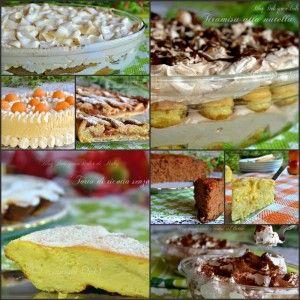 Ricette Dolci Facili per tutti i gusti !!!  Vi occorre un dolce velocissimo per una cena improvvisa ? Qui troverete quello che fa per voi !!  Ricetta: http://blog.giallozafferano.it/dolcipocodolci/ricette-dolci-facili-veloci/