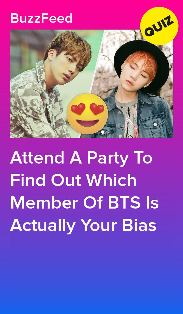 Go To A Party And We Ll Reveal Which Member Of Bts You Belong With Boyfriend Quiz Kpop Quiz Bts Members