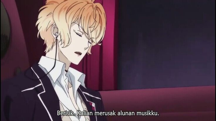 Diabolik Lovers Episode 7 Bg Sub