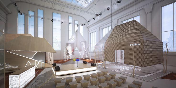 Romanian Pavilion Bruxelles