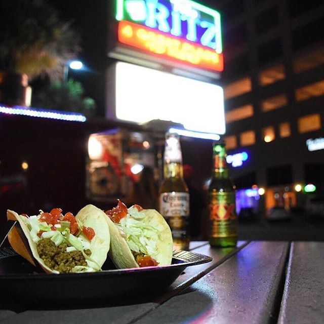 Come check out our brand new Taco Tuesday special! $2.50 Tacos from @iannottis 9pm-2am and $2 Mexican Beers all day & night 🌮🌮🌮 #tacotuesday #tacos #jaxbeach