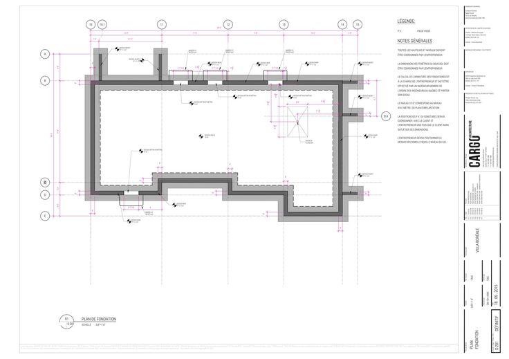 Villa Boreale,Plan 2