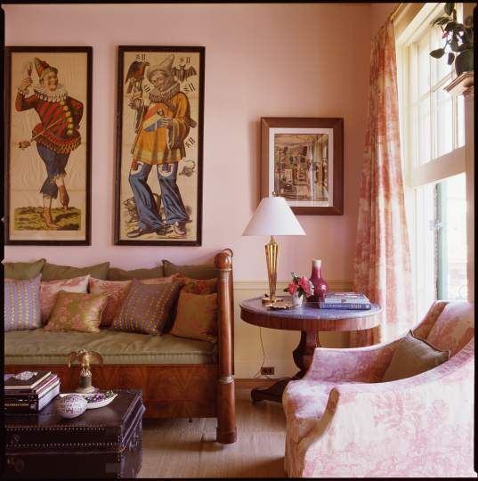 Acclaimed Designer At Home In New Orleans French Quarter