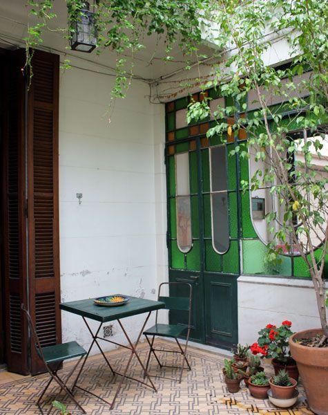 casa + taller con espacio fresco de descanso  Casa Chaucha