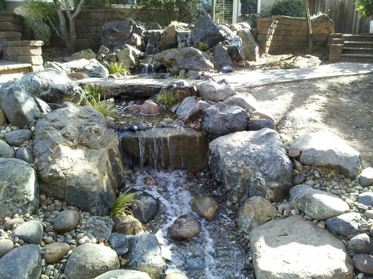 123 Best Images About Ponds On Pinterest Backyard