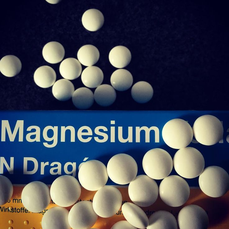 The 25 Best Magnesium Tablets Ideas On Pinterest