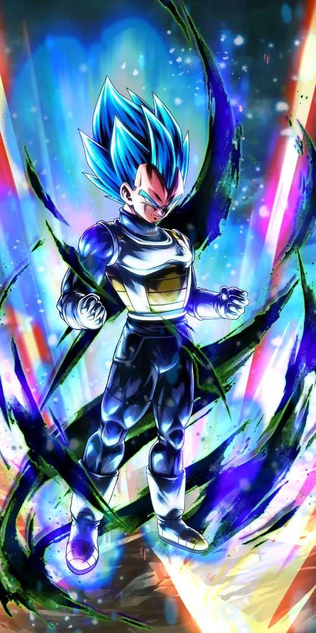 Dragon Ball Legends Vegeta Ssg Blue Anime Dragon Ball Anime Dragon Ball Super Dragon Ball Super Manga