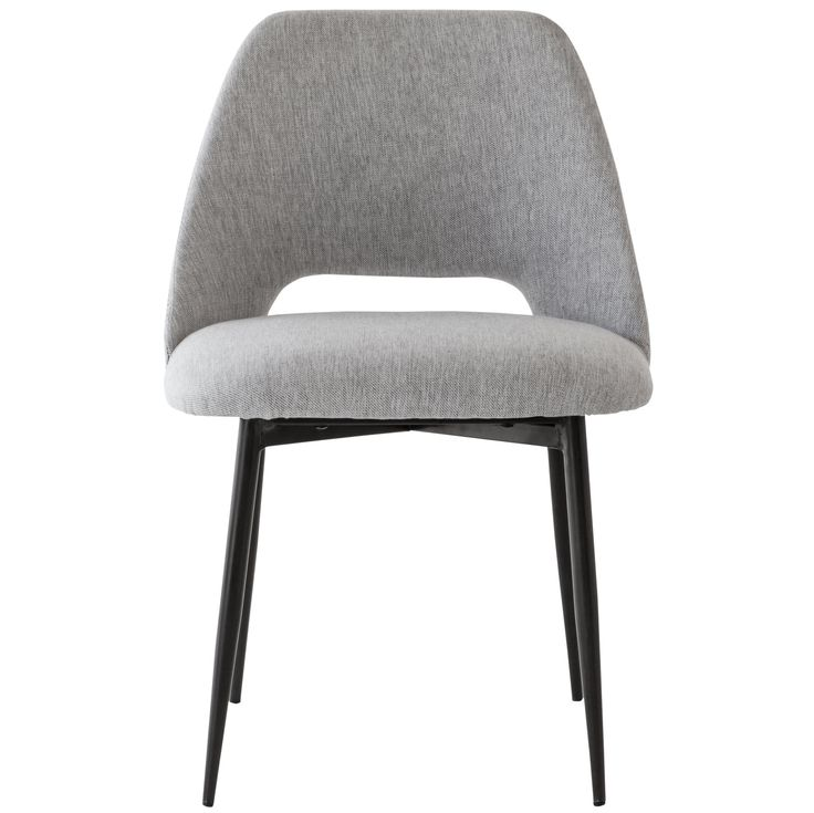 This Simplistic Design Features Straight Lines And An Upholstered Seat.
