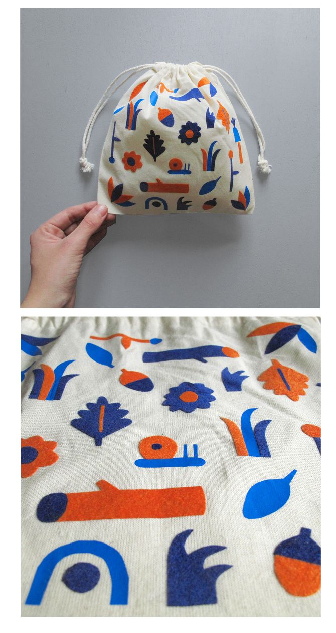 Tiny bag - Steffie Brocoli