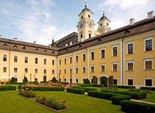 Romantik Hotel Schloss Mondsee, Österreich