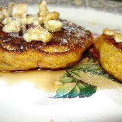 Pumpkin Pancakes @ allrecipes.com.au