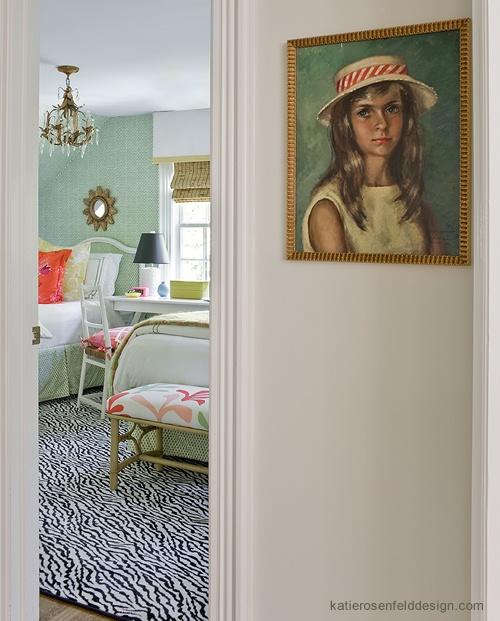 Isabella & Max Rooms: Designer Crush: Katie Rosenfeld: Contemporary Bedrooms, Kids Bedrooms, Katy Rosenfeld, Girls Bedrooms, Interiors Design, Baby Rooms, Girls Rooms, Beautiful Bedrooms, Kids Rooms