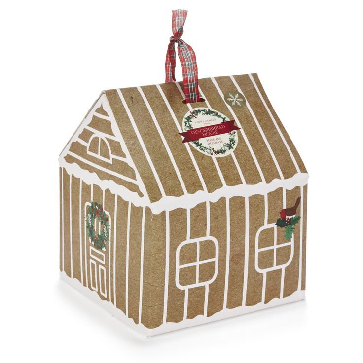 Laura Ashley Make Your Own Gingerbread House 39 Tis The