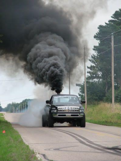 Image result for rolling coal pictures