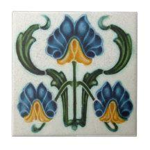 Villa Lagoon Tile: Products on Zazzle