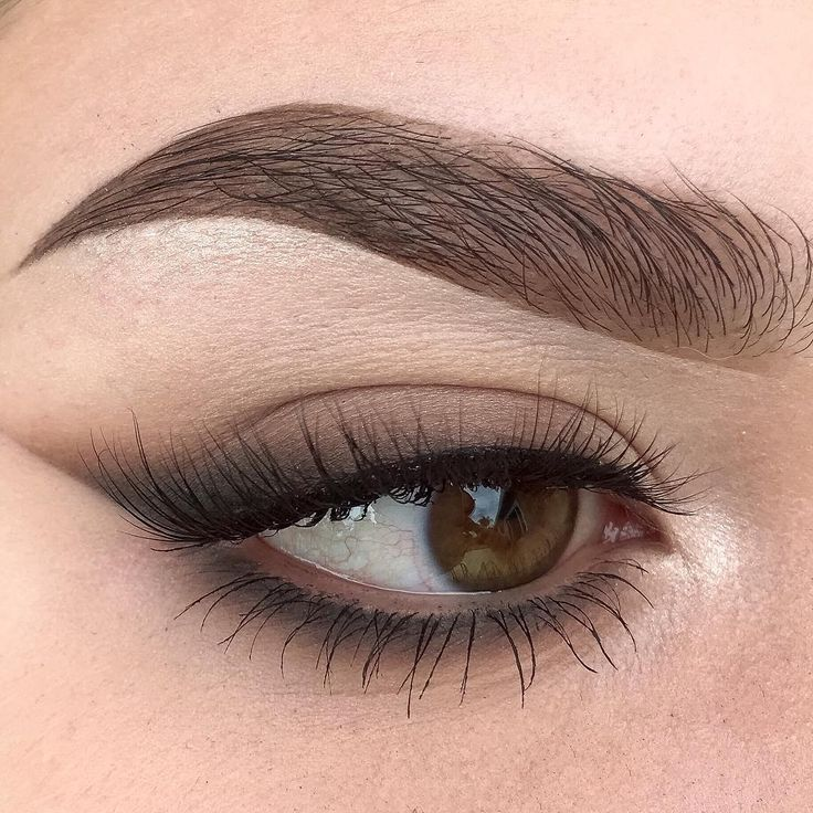 smoked liner / smokey cat eye @kaitlyn_nguy | #makeup w/ wing / winged eyeliner, matte + neutral
