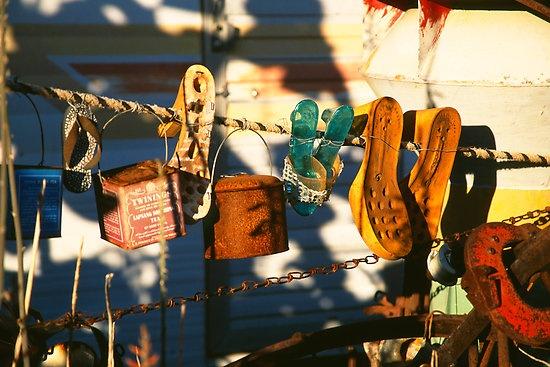 Outback Shoes #coolgardie #westernaustralia
