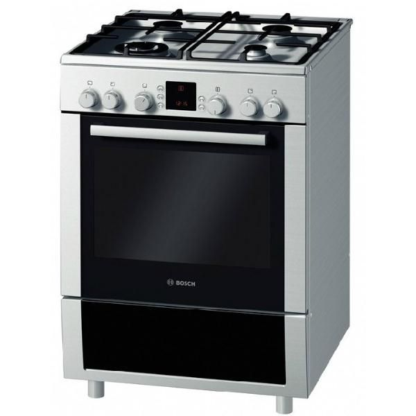 Bosch HGV74W355A Freestanding oven, Gas stove, Home