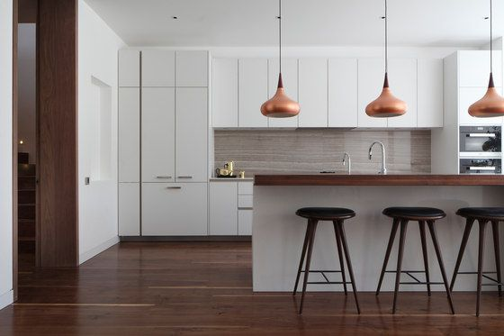 High Stool by Mater @Macaulay Road by Squire and Partners | Semi-detached houses