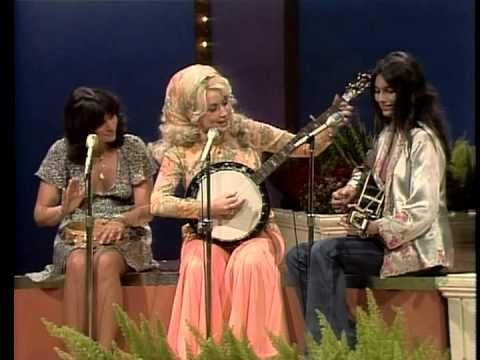 Linda Ronstadt, Dolly Parton & Emmylou Harris sing Apple Jack - YouTube