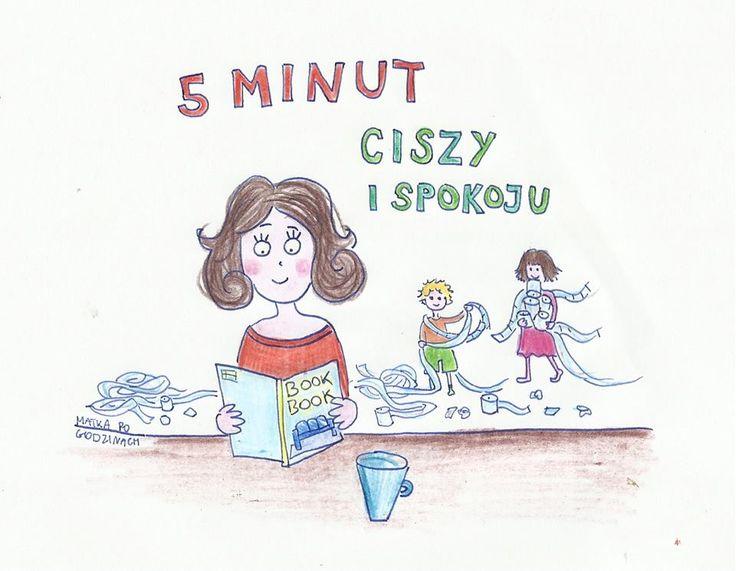 Cisza dla matki - bezcenne www.paniswojegoczasu.pl