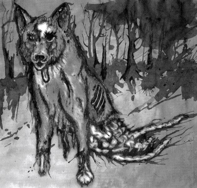 Ep. 1.02 - Zombie Wolf