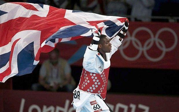 Lutalo Muhammad wins taekwondo bronze to silence doubters