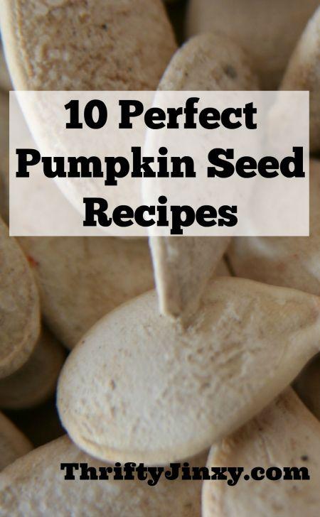 10 Delicious Pumpkin Seed Recipe Variations