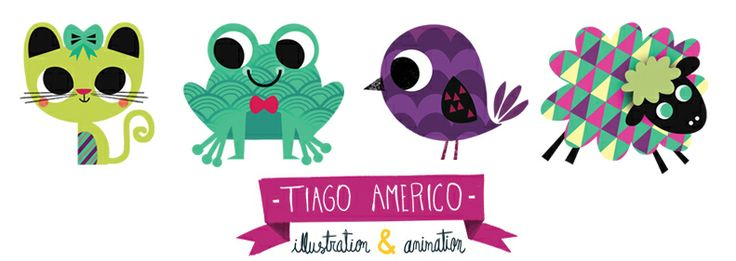 Tiago Americo Illustration
