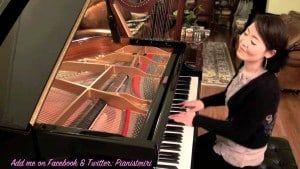 Pianistmiri - Love Me Like You Do - Piano Cover