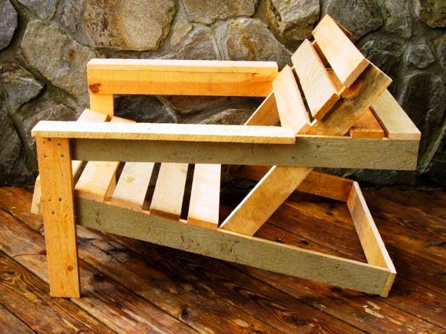 pallet furniture instructions