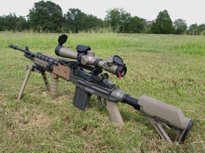 17 Best images about M14/M1A on Pinterest | Designated ... M14 Sniper Rifle Usmc