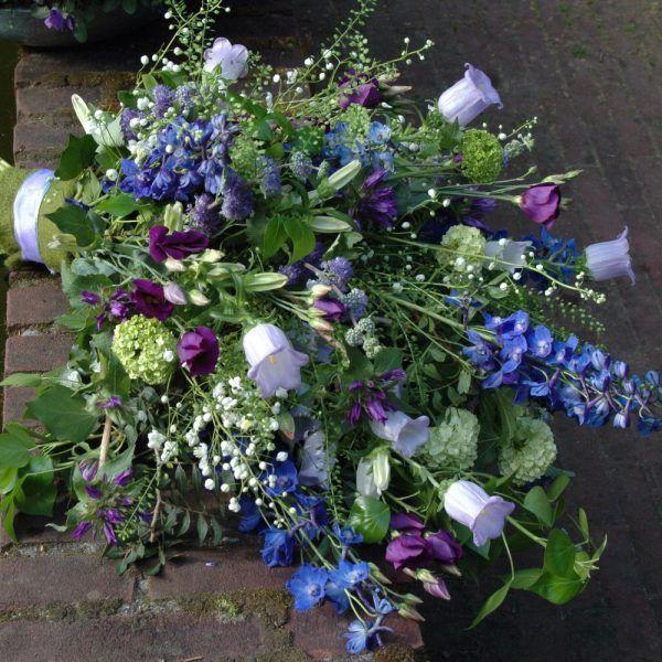 veldboeket-blauw Bijzondere Rouwbloemen Wageningen